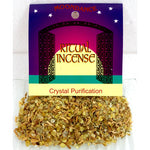Ritual Incense Mix - CRYSTAL PURIFICATION
