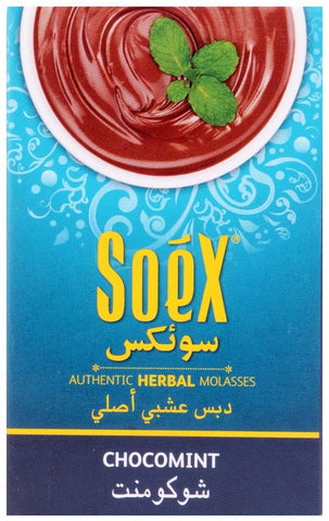 SOEX Chocomint Flavour 50gms