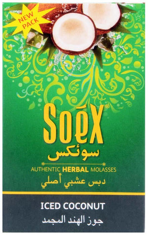 SOEX Iced Coconut Flavour 50gms