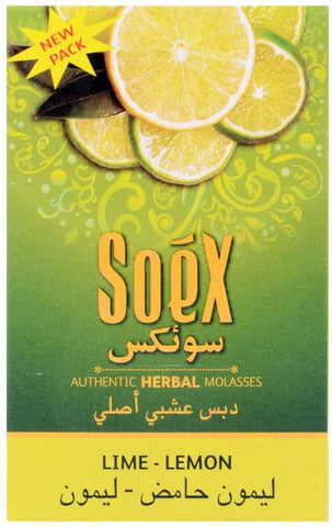 SOEX Lime Lemon Flavour 50gms