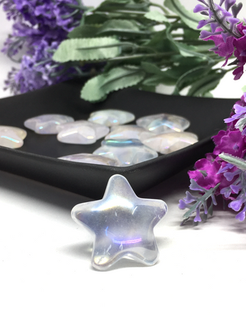 Angel Aura Quartz Stars