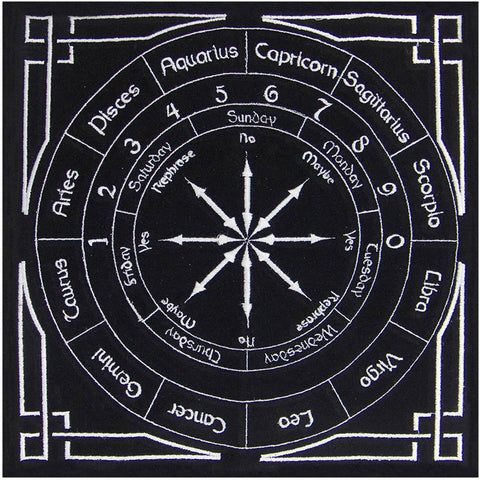 Astrology Pendulum Mat