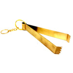 Charcoal Brass Tongs
