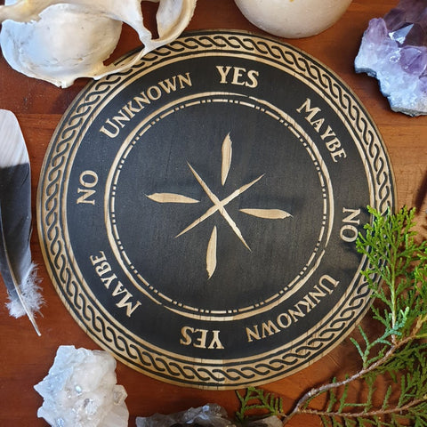 Celtic Pendulum Board - Yiska Designs