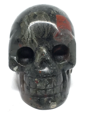 Dragon Blood Skull #293 - 5cm