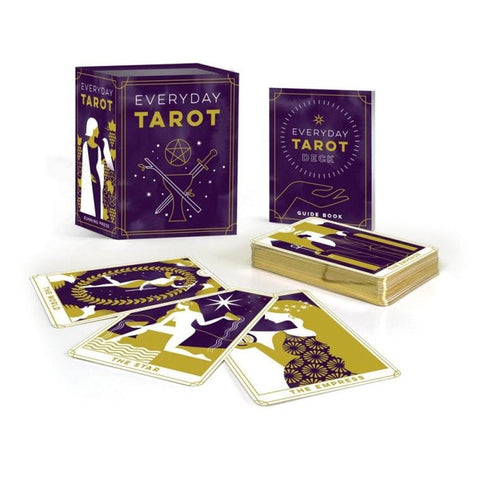 Everyday Tarot Mini Tarot Deck