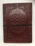 Flower Of Life Notebook / Journal / Book Of Shadows -Medium