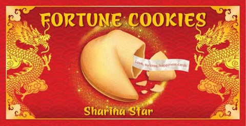 Fortune Cookies Cards - Sharina Star