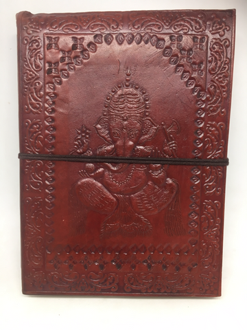 Ganesh Notebook / Journal / Book Of Shadows -Medium