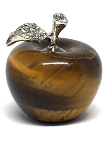 Tiger Eye Gold Small Apple
