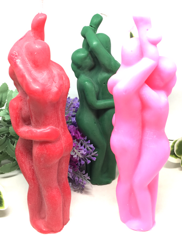 Lovers Figure Candles