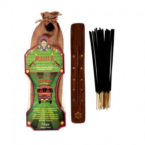 Masala Incense Pack