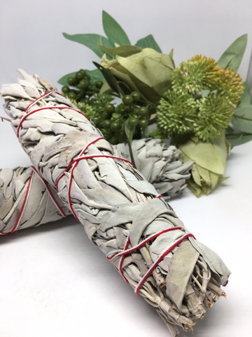White Sage Stick 12.5cm - Medium