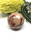 Mookaite Sphere # 443 - 40mm