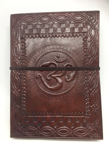 Om Notebook / Journal / Book Of Shadows - Medium