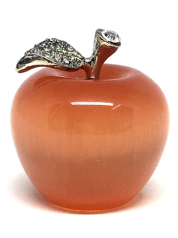 Cats Eye Orange Small Apple