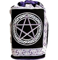 Pentacle Cotton Backpack
