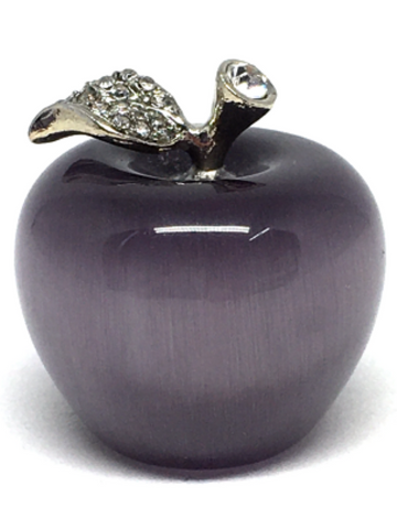 Cats Eye Purple Small Apple