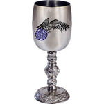 Goblet - Raven and Pentacle