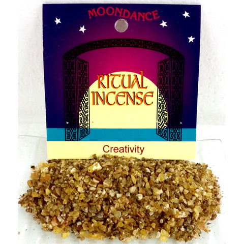 Ritual Incense Mix - CREATIVITY