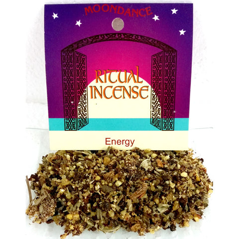 Ritual Incense Mix - ENERGY