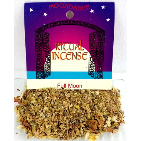 Ritual Incense Mix - FULL MOON