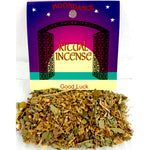 Ritual Incense Mix - GOOD LUCK
