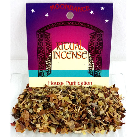 Ritual Incense Mix - HOUSE PURIFICATION