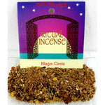 Ritual Incense Mix - MAGIC CIRCLE