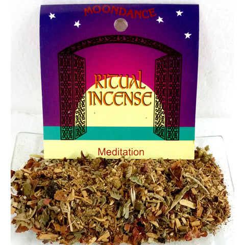 Ritual Incense Mix - MEDITATION