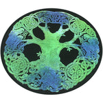 Celtic Tree Tapestry 150cm - Round