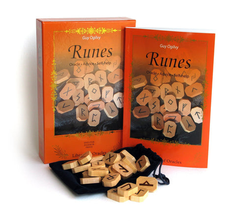 RUNES: The Alphabet Of The Gods - Guy Ogilvy