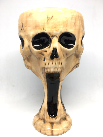 Screaming Skull Goblet