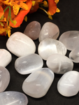 Selenite Tumble Stones