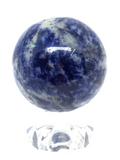 Sodalite Sphere # 115 - 30mm
