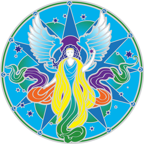 Sunseal Guardian Angel Mandala