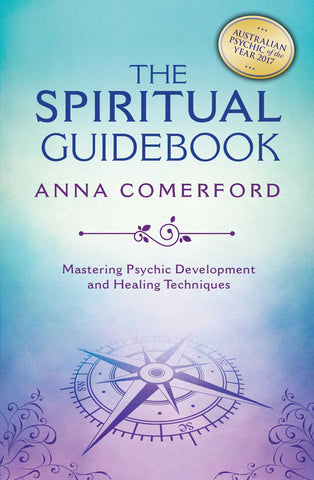 The Spiritual Guidebook - Anna Comerford