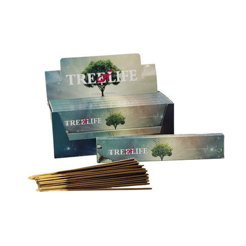 NEW MOON Tree Of Life Incense Sticks