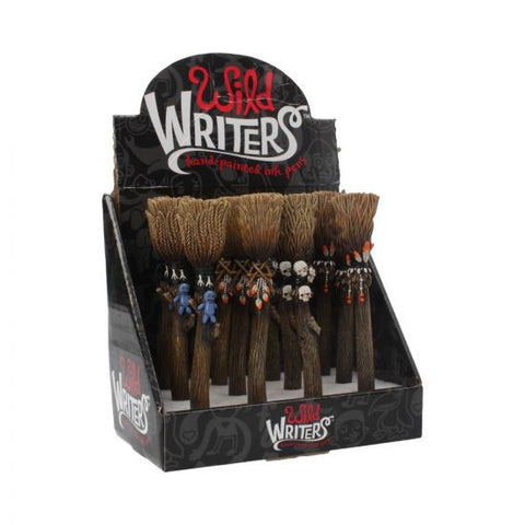 Wild Writers Broomstick Writing Pens