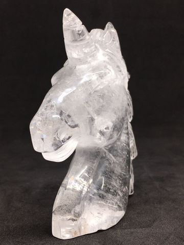 Clear Quartz Unicorn #272