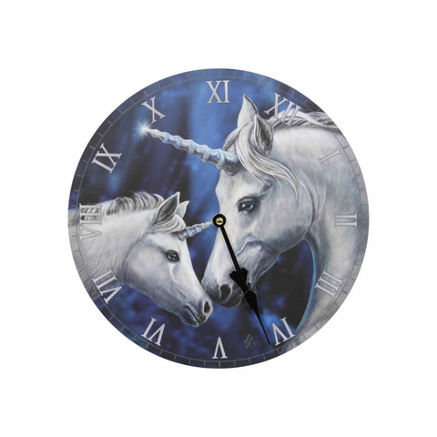 Sacred Love Clock - Lisa Parker