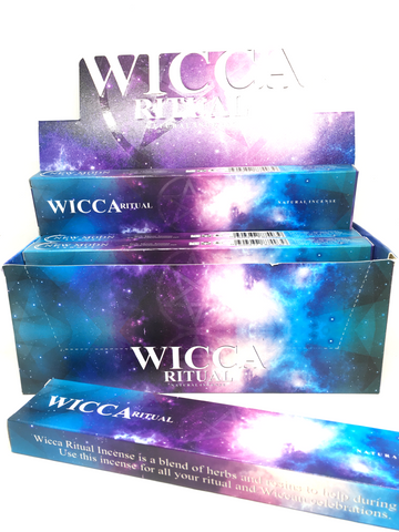 New Moon Wicca Ritual Incense Sticks