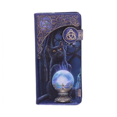 The Witches Apprentice Embossed Purse - Lisa Parker