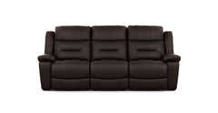 Becky 3 Seater with End Recliners