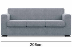 Bowral 3 Seater Lounge Depth Height