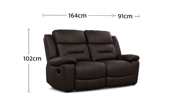 Becky 2 Seater Dimensions
