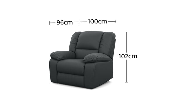 Harmony Recliner Dimensions