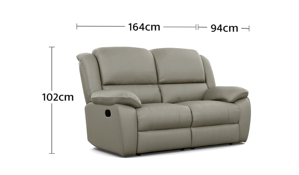 Kent 2 Seater Dimensions