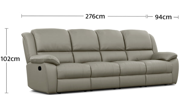 Kent 4 Seater Dimensions