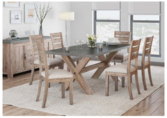 Rockhampton 7 Piece Dining Suite